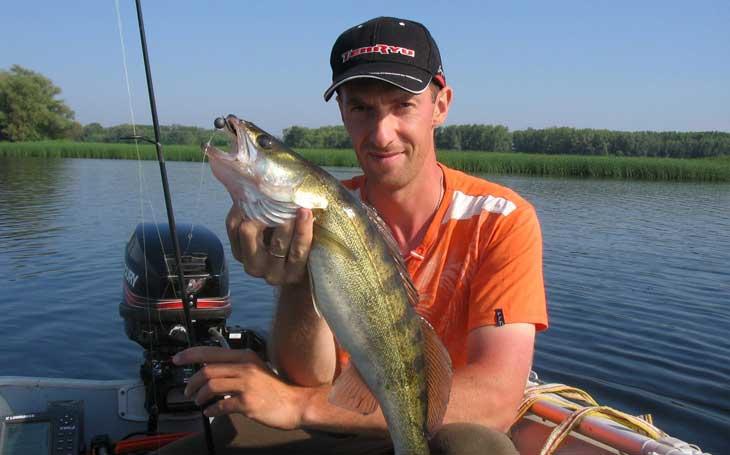 рыбалка на озерах саратов
